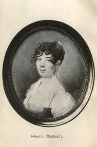 Johanna Motherby ( 29.4.1783 - 22.08.1842)