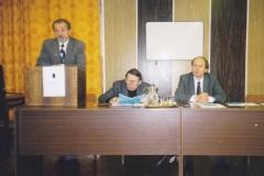 Доклад Л.А. Калинникова на VII Кантовских чтениях. Председатели – В.А. Жучков, В.Н. Брюшинкин