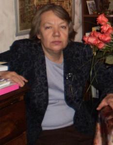 Доктор философских наук, профессор Татьяна Анатольевна Акиндинова