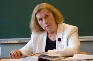 Доктор философских наук, профессор Нелли Васильевна Мотрошилова (Фото: ushel-v-kino.livejournal.com)