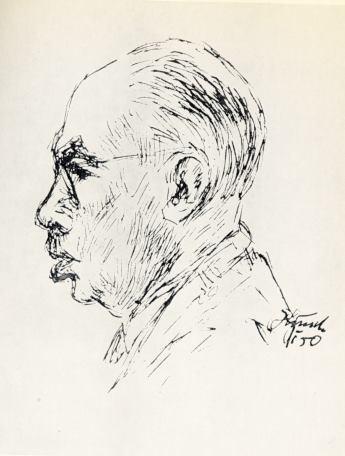 Рис. 13. Портрет Курта Штафенхагена.