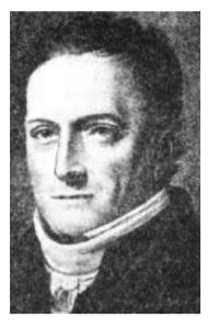 Рис. 7. Портрет Иоганна Фридриха Гербарта